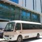 丰田考斯特16座-25座中巴车出租_单位接送职工中型中巴车